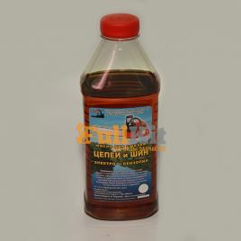 Масло для смазки цепи 1 литр