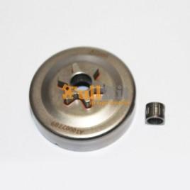 Тарелка сцепления с сепаратором  STIHL-180 (цельная)