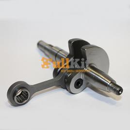 Коленвал  STIHL-180  d=10 mm  с сепаратором