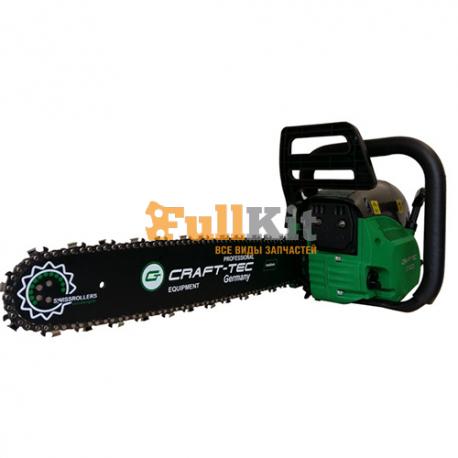 Бензопила-CRAFT-TEC-CT-5000